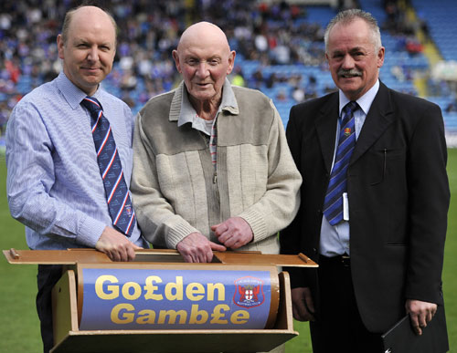 Golden Gamble winner