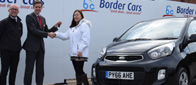 Carlisle United lottery car winner